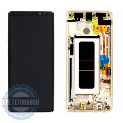 تاچ و السیدی سامسونگ Note8 N950F