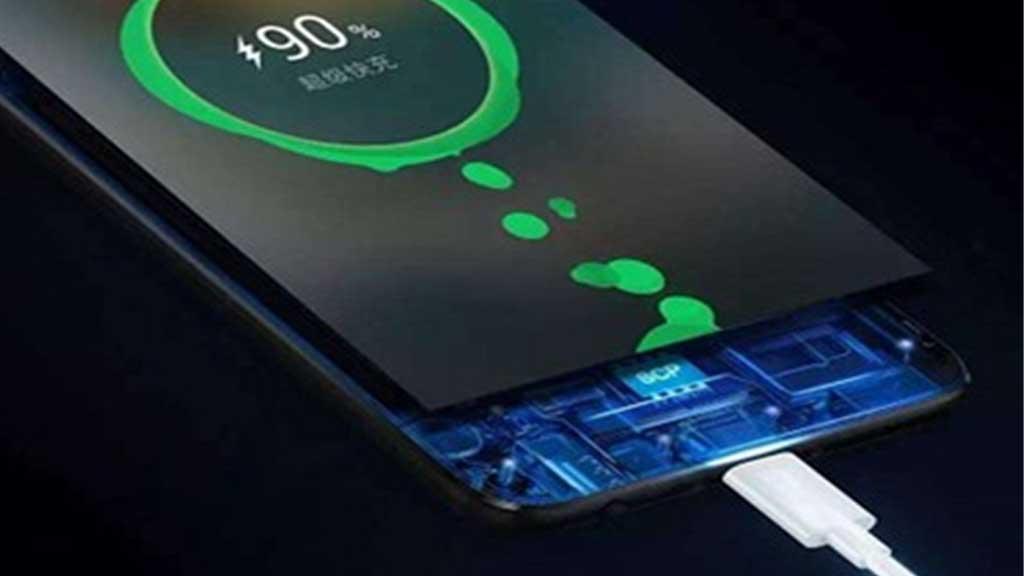 قابلیت فست شارژ در گوشی های موبایل
