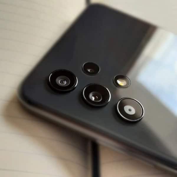 شیشه دوربین Galaxy A32