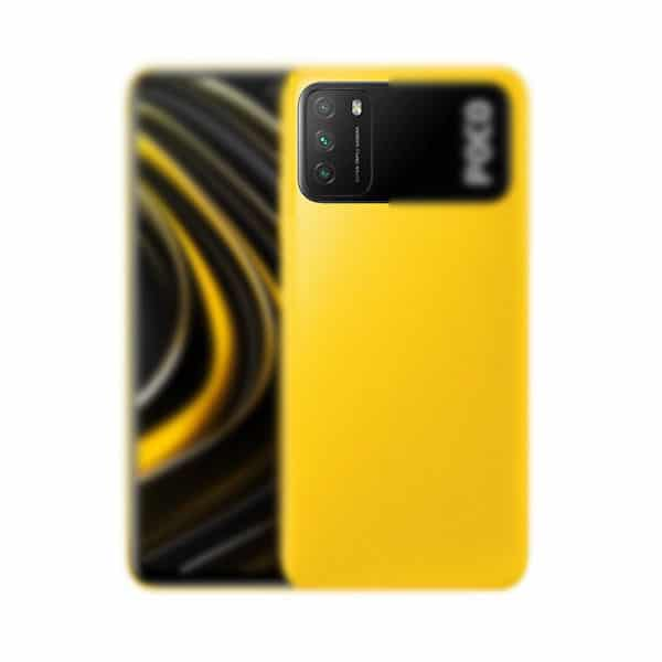 شیشه دوربین Xiaomi Poco M3
